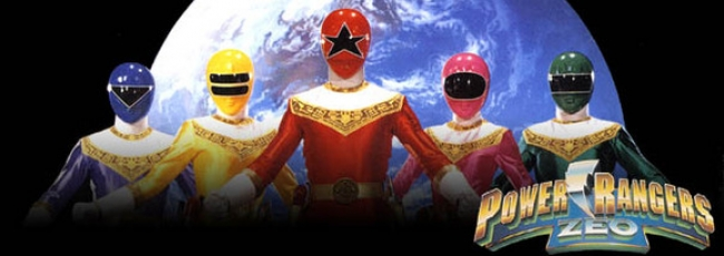 Power Rangers Zeo (Power Rangers Zeo)