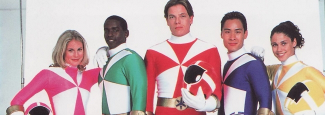 Power Rangers Lightspeed Rescue (Power Rangers Lightspeed Rescue) — 1. série