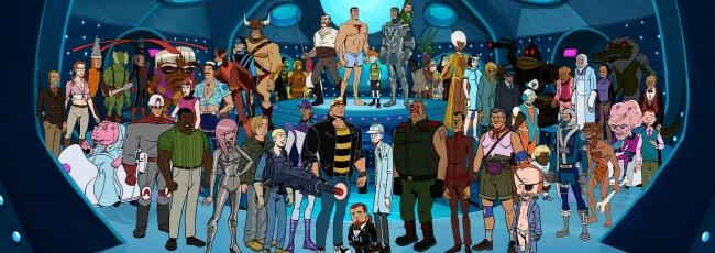 The Venture Bros. (Venture Bros., The) — 3. série