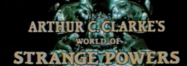 Svět tajemných sil (World of Strange Powers) — 1. série