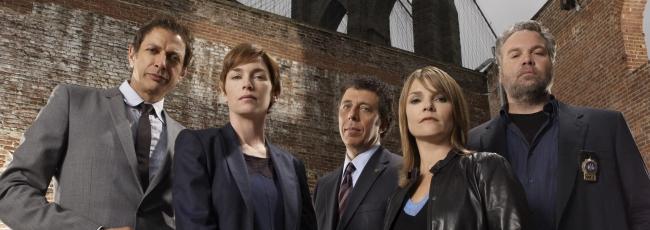 Zákon a pořádek: Zločinné úmysly (Law & Order: Criminal Intent) — 8. série