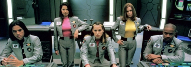 Power Rangers in Space (Power Rangers in Space) — 1. série