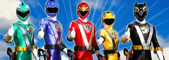 Power Rangers R.P.M. (Power Rangers R.P.M.) — 1. série