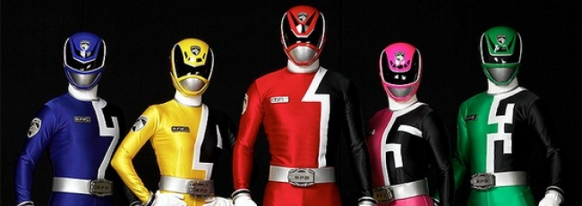 Power Rangers S.P.D. (Power Rangers S.P.D.) — 1. série