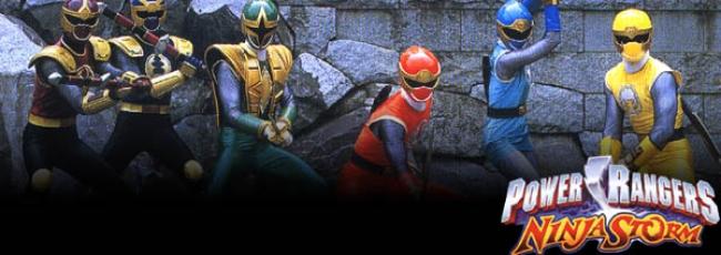 Power Rangers Ninja Storm (Power Rangers Ninja Storm) — 1. série