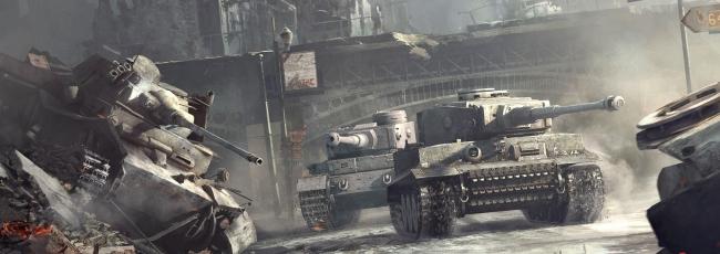 Největší tankové bitvy (Greatest Tank Battles) — 1. série