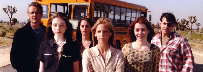 Buffy, přemožitelka upírů (Buffy the Vampire Slayer) — 7. série