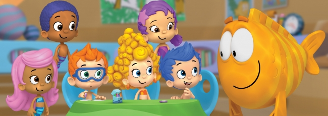 Podvodníčci (Bubble Guppies)