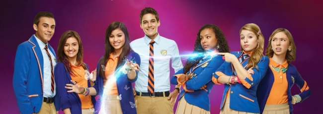 Every Witch Way (Every Witch Way) — 1. série