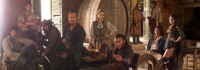 Black Sails (Black Sails) — 1. série