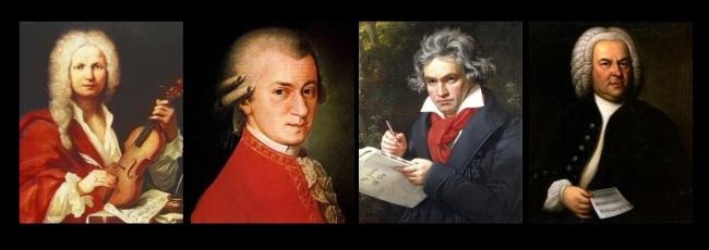 Hudební velikáni (Great Composers)