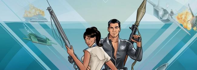 Archer (Archer) — 4. série