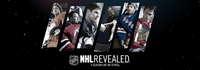 NHL Revealed: A Season Like No Other (NHL Revealed: A Season Like No Other) — 1. série