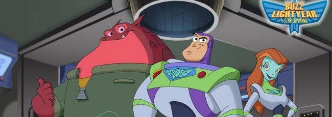 Buzz Lightyear of Star Command (Buzz Lightyear of Star Command)
