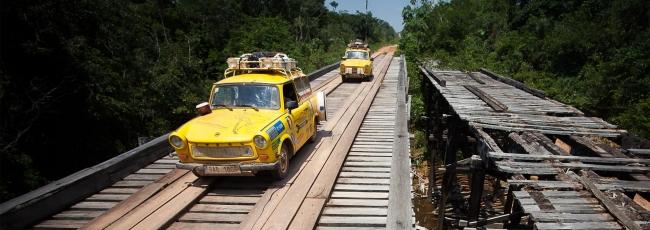 Trabantem Jižní Amerikou (Trabantem Jižní Amerikou)