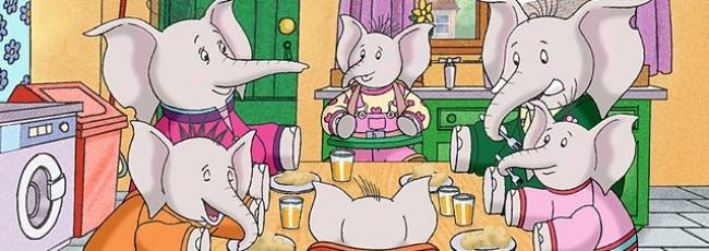 Velká sloní rodinka (Large Family, The)