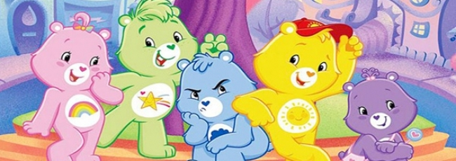 Care Bears: Adventures in Care-A-Lot (Care Bears: Adventures in Care-A-Lot)