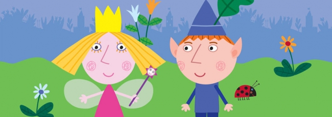 Maličké království Bena a Holly (Ben and Holly's Little Kingdom)