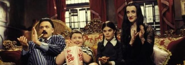 Nová Addamsova rodina (New Addams Family, The) — 1. série