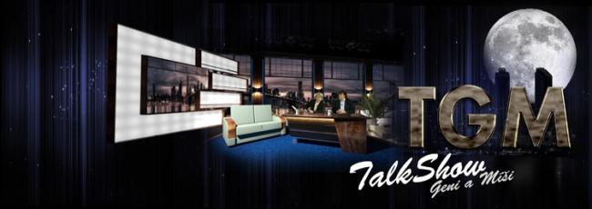 TGM: Talkshow Geni a Míši (TGM: Talkshow Geni a Míši) — 1. série