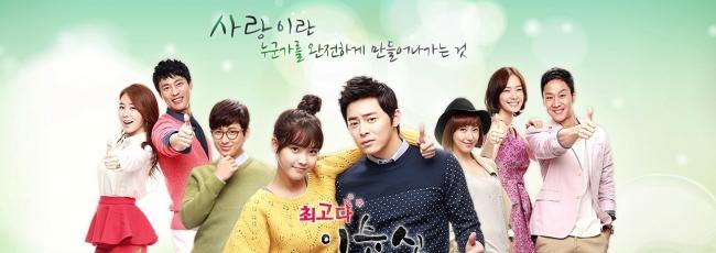 Lee Soon Shin is the Best (Choegoda Lee Soon Shin ) — 01. série