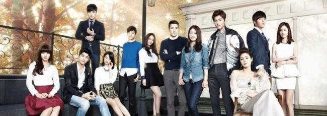 The Heirs (Sangsog Jadeul) — 01. série