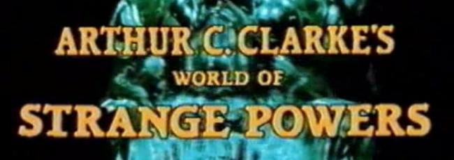 Další záhady světa (Arthur C. Clarke's Mysterious Universe)