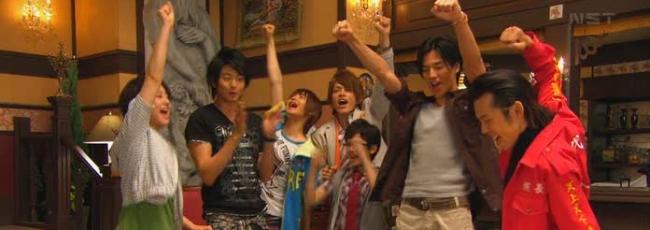 Atashinchi no danshi (Atashinchi no danshi) — 01. série