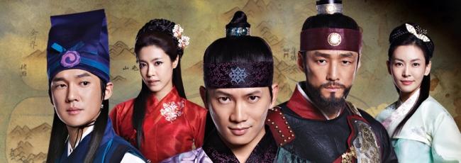The Great Seer (Dae-poong-soo) — 01. série