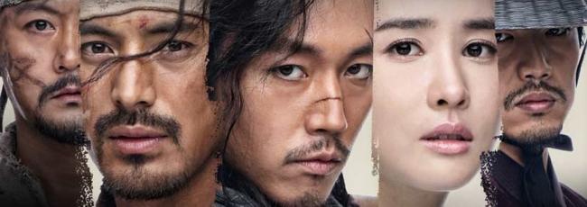 The Slave Hunters (Chuno) — 01. série