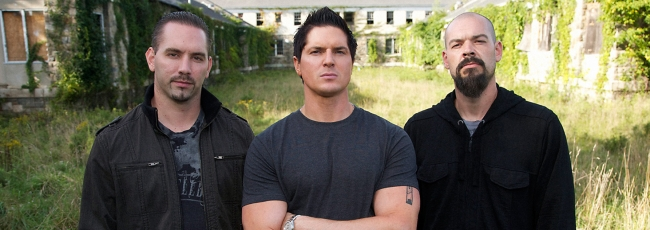 Ghost Adventures: Aftershocks (Ghost Adventures: Aftershocks) — 1. série
