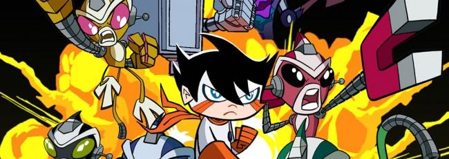 Robotí superopice v akci! (Super Robot Monkey Team Hyperforce Go!) — 1. série