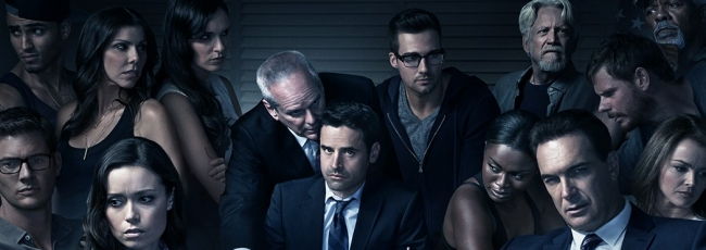 Sequestered (Sequestered) — 1. série