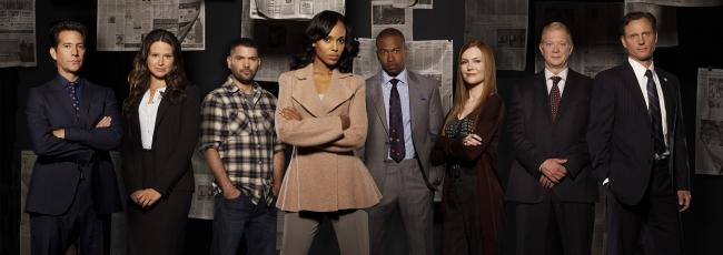 Skandál (Scandal) — 1. série