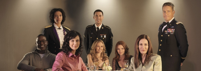 Army Wives (Army Wives) — 1. série