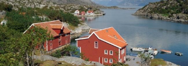 Láska u fjordu (Liebe am Fjord) — 1. série