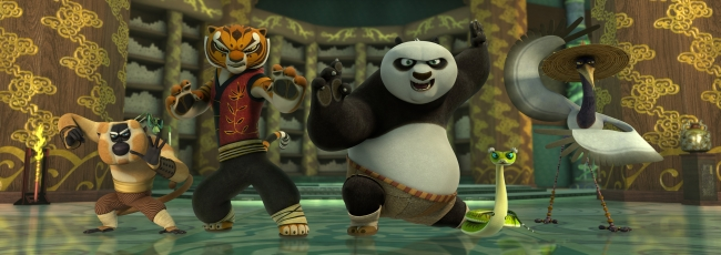 Kung Fu Panda: Legendy o mazáctví (Kung Fu Panda: Legends of Awesomeness) — 1. série
