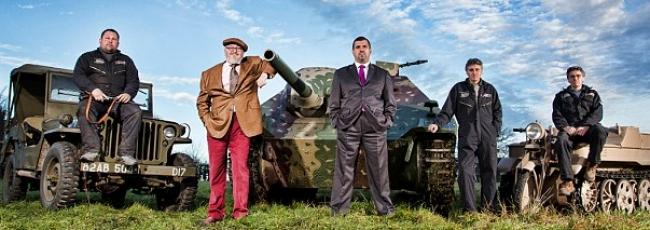 Váleční kšeftaři: Druhá světová z druhé ruky  (Combat Dealers) — 1. série