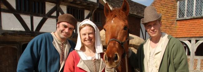 Tudorovská farma (Tudor Monastery Farm) — 1. série