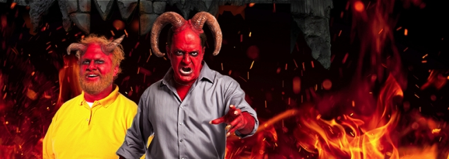 Your Pretty Face Is Going to Hell (Your Pretty Face Is Going to Hell) — 1. série