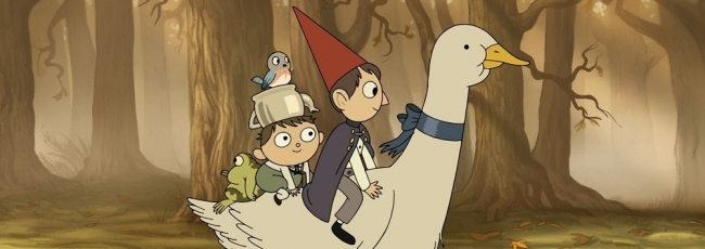 Over the Garden Wall (Over the Garden Wall) — 1. série