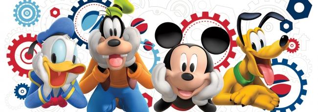 Mickeyho Klubík (Mickey Mouse Clubhouse) — 1. série