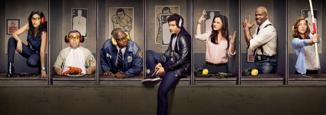 Brooklyn Nine-Nine (Brooklyn Nine-Nine) — 1. série