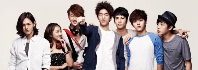 Shut Up: Flower Boy Band (Dakchigo Kkotminam Band) — 1. série