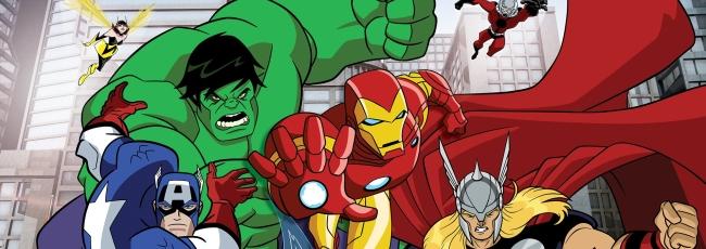 Avengers: Nejmocnější hrdinové světa (Avengers: Earth's Mightiest Heroes, The) — 1. série