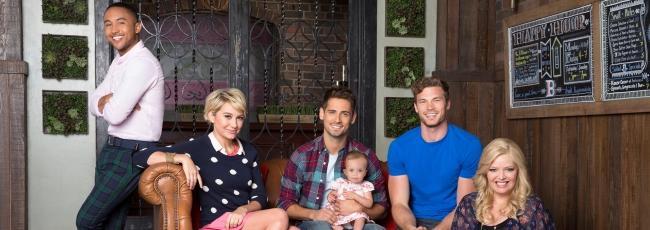 Tři kluci a nemluvně (Baby Daddy) — 4. série