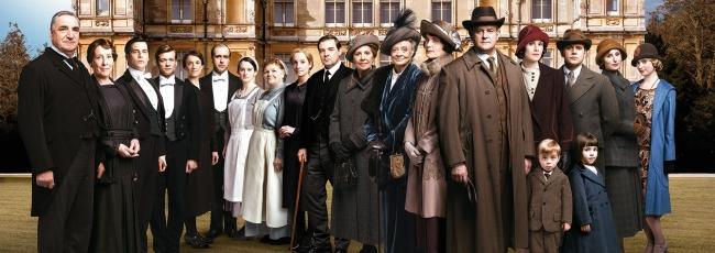 Panství Downton (Downton Abbey) — 5. série