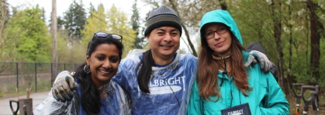 Jeden rok s Fulbrightem (Jeden rok s Fulbrightem) — 1. série