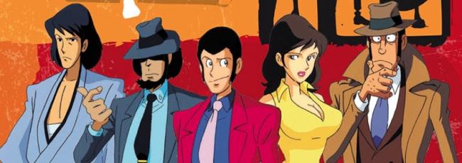 Lupin Sansei (Lupin the 3rd) — 1. série