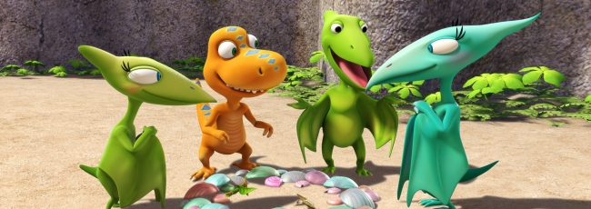 T-Rex Express (Dinosaur Train) — 1. série